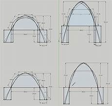 relation entre les types d arc et l 233 paisseur des murs ipb
