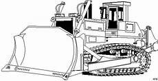 Malvorlagen Gratis Lengkap Bagger Mit Ketten Ausmalbild Malvorlage Baustelle