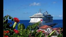 highlights 7 southern caribbean cruise youtube