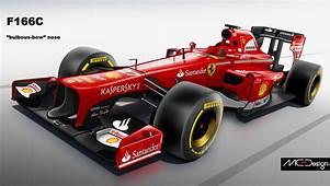 2014 Ferrari Concept Features Yet Another Weird Nose