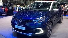 Renault Captur 2017 In Detail Review Walkaround Interior