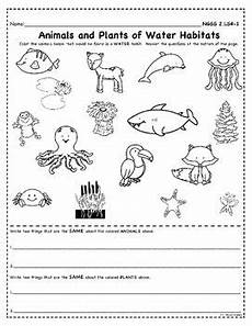 animal habitats worksheets grade 2 13887 ngss 2 ls4 1 2nd grade habitats diversity of distance learning habitats ngss