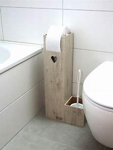 Klorollenhalter Mit Bürste - toilettenpapierhalter plus klopapierhalter