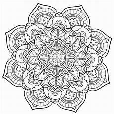 Malvorlagen Mandalas Kostenlos Erwachsene Mandala F 252 R Erwachsene Zum Ausdrucken Kostenlos