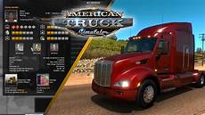 american truck simulator features