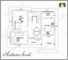 kerala architecture house plans architecture kerala plan 183 low medium cost house