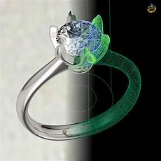 jewelry cad stl ring 3d printable cgtrader