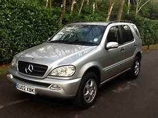 Mercedes Ml 270 Cdi Car For Sale