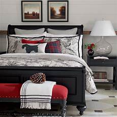 Bedroom Decor Ideas Black Bed by Vintage Country Bedroom Black And White Bedroom Ethan