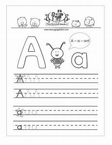 letters ofthe alphabet worksheets for kindergarten 24654 free printable letter a practice sheet for a combination of colouring page alphabet