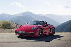 Porsche Boxster Gts - 2018 porsche 718 cayman and boxster gts arrive with more