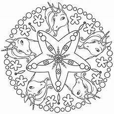 mandala coloring pages unicorn 17978 and me coloring pages getcoloringpages