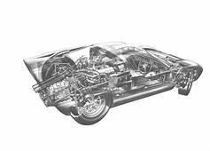 9 Amazing Ford GT40 Cutaways  Motorsport Retro