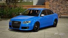 audi rs4 06 sprint blue wish we had the avant forza