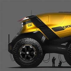 caterpillar carrier truck by arthur martins artstation truck design trucks concept cars