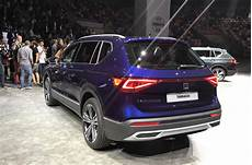 Seat Tarraco Flagship To Be Sportiest In Class Autocar
