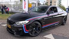 bmw m4 f82 coupe with m performance exhaust