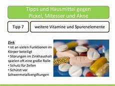zink gegen akne tipps gegen pickel und akne heilpraktiker hannover