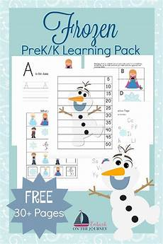 free activity worksheets 20305 frozen themed preschool pack activities don t let and the o jays