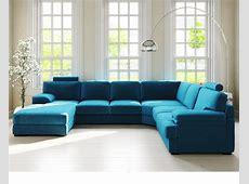 Buy Piero Large Fabric Corner Sofa Online in London, UK