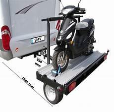 motorradträger wohnmobil 200 kg alu rolli motorradanh 228 nger italia cer 24