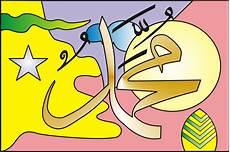 Kumpulan Gambar Kaligrafi Lafadz Nabi Muhammad Saw Fiqih