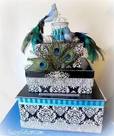 wedding decor a budget diy card box