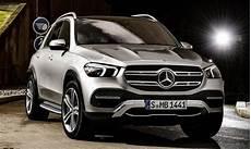 New Mercedes Gle In Hybrid Has 60 Mile Ev