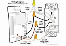 1 way dimmer switch wiring diagram how to install a dimmer switch for your recessed lighting