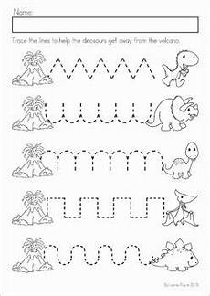 dinosaurs worksheets for preschoolers 15388 dinosaur preschool no prep worksheets activities distance learning libros de preescolar