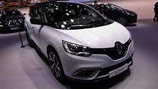 Renault Scenic 2018 - 2019 renault scenic intens tce 140 exterior and interior