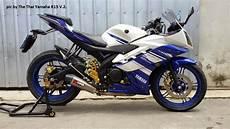 Modifikasi Yamaha R15 bluspit moto modifikasi yamaha r15 minimalis