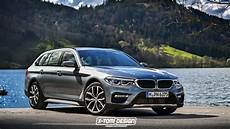 Bmw Cross - 2017 bmw 5 series cross touring rendering is an a6 allroad