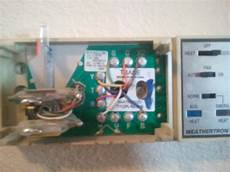 want to replace an old train 3aat86b1d1 thermostat trane