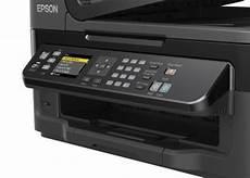 Epson Drucker Test - epson workforce wf 2540wf drucker im test