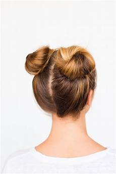14 casual cool hair tutorials for the win paper stitch bun hairstyles bun hairstyles for