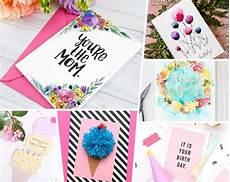 Ausgefallene Geburtstagskarten Selber Basteln - diy birthday cards ideas inspirations