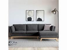 canapé 3 et 2 places 38468 le rondane gris fonc 227 169 canap 227 169 scandinave 3 places avec m 227 169 ridienne 227 droite et pieds bois