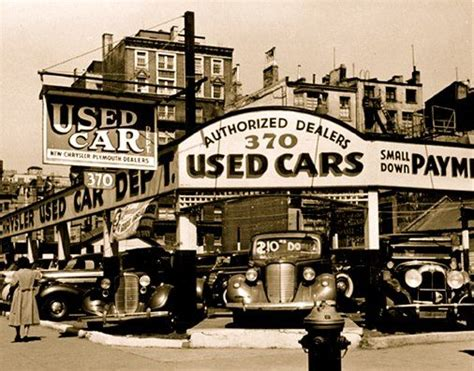 213 Best Images About Vintage Car Dealership On Pinterest