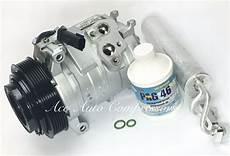 automobile air conditioning service 2008 dodge charger parental controls 2008 2010 dodge charger chrysler 300 3 5l reman a c compressor kit 1yr wrty ebay