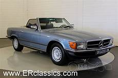 mercedes 280 slc occasion mercedes sl 280 1978 for sale at erclassics