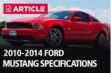 buy car manuals 2010 ford mustang free book repair manuals 2010 2014 ford mustang specifications lmr com