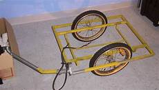 how to make a cargo trailer bicycles stack exchange