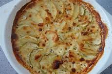 Kartoffel Zucchini Gratin Rezept Mit Bild