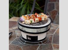 Japanese Tabletop Charcoal Grill   Charcoal bbq grill