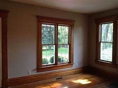 paint color with medium dark trim for the home stained wood trim dark wood trim oak wood trim