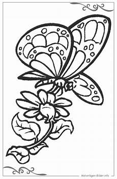 Malvorlagen Schmetterling Einfach Schmetterlinge Kostenlose Malvorlage F 252 R M 228 Dchen Und Jungen