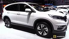 2015 Honda Cr V 4wd Lifestyle Diesel Exterior And