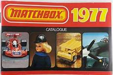 1977 Matchbox Catalogue Brochures And Catalogs Hobbydb