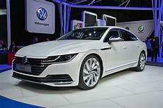Volkswagen S Arteon Is A Bold Styling Statement And A